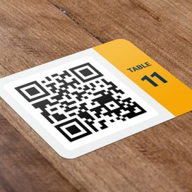 QRCODE TABLE